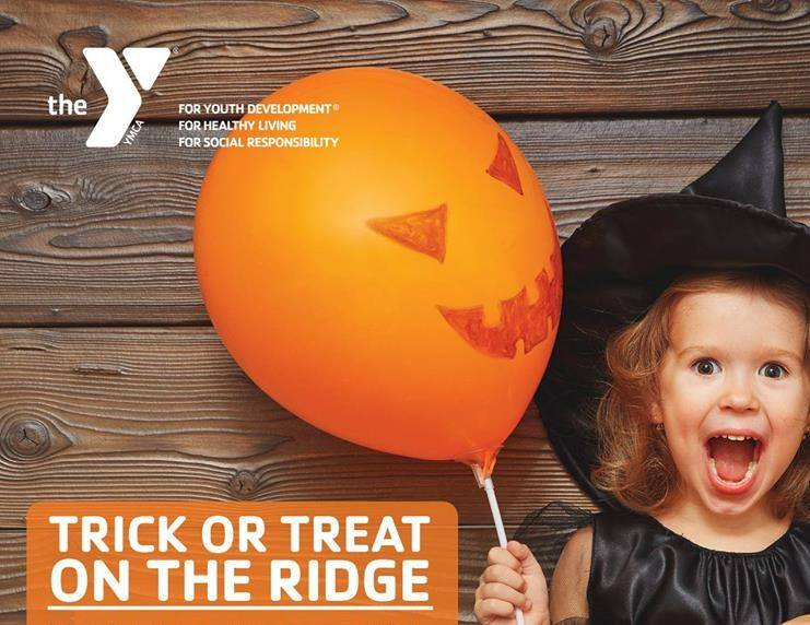 YMCA Trick or Treat