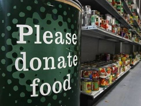 Generic Food Bank image