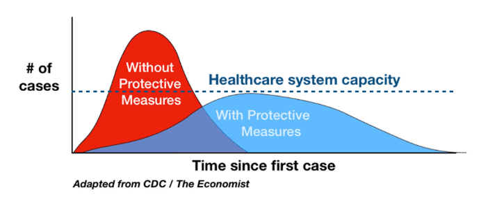 Healthcare System Capacity Chart