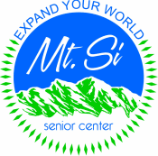 This is an image of the Mt. Si Senior Center logo.