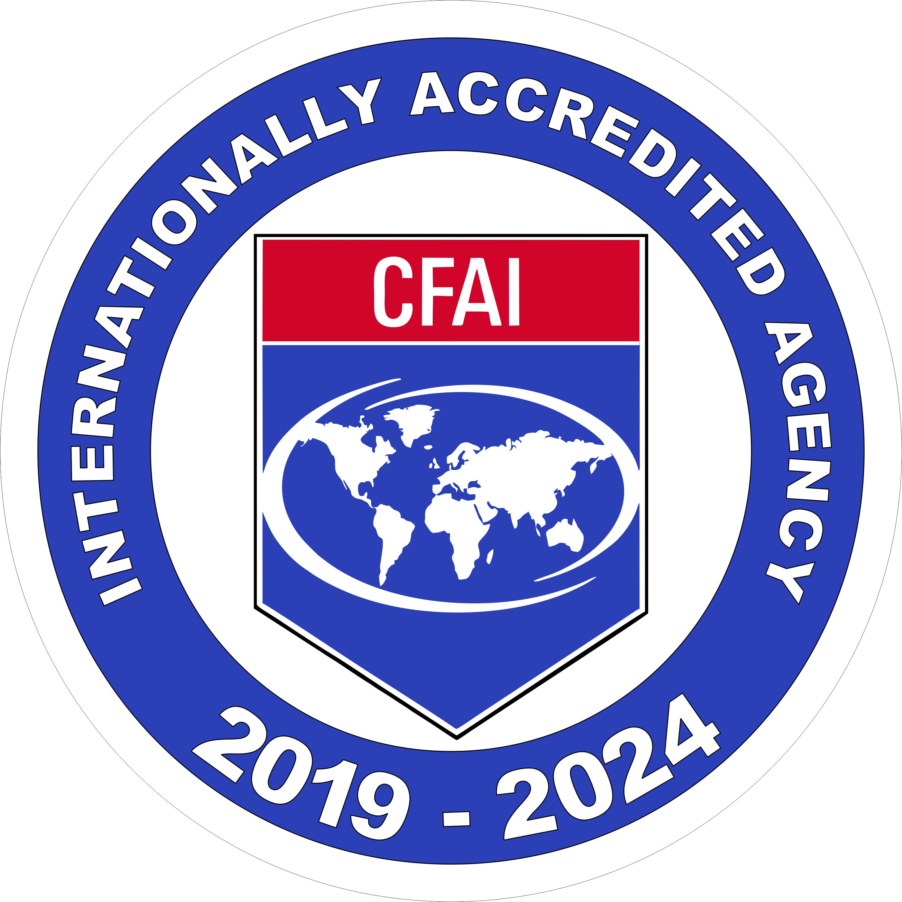 This is an image of the CFAI logo.