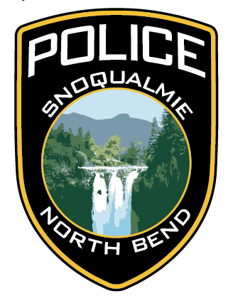 This is an image of the Snoqualmie Police Department Badge