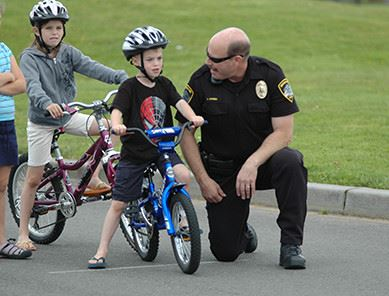 Tanner Jeans Memorial Bike Safety Rodeo